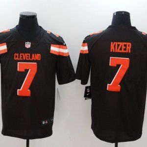Men's Cleveland Browns 7 DeShone Kizer jersey